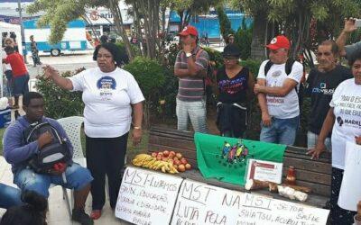 Toda Solidariedade ao Assentamento Projeto Desenvolvimento Sustentável – PDS  Osvaldo de Oliveira.