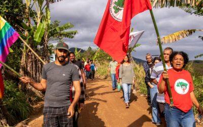 Toda solidariedade ao assentamento com projeto de Desenvolvimento Sustentável – PDS Osvaldo de Oliveira!