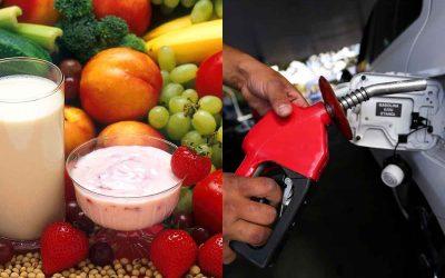 Economia:  País tem maior inflação em agosto em 21 anos. Vilões: gasolina e comida.